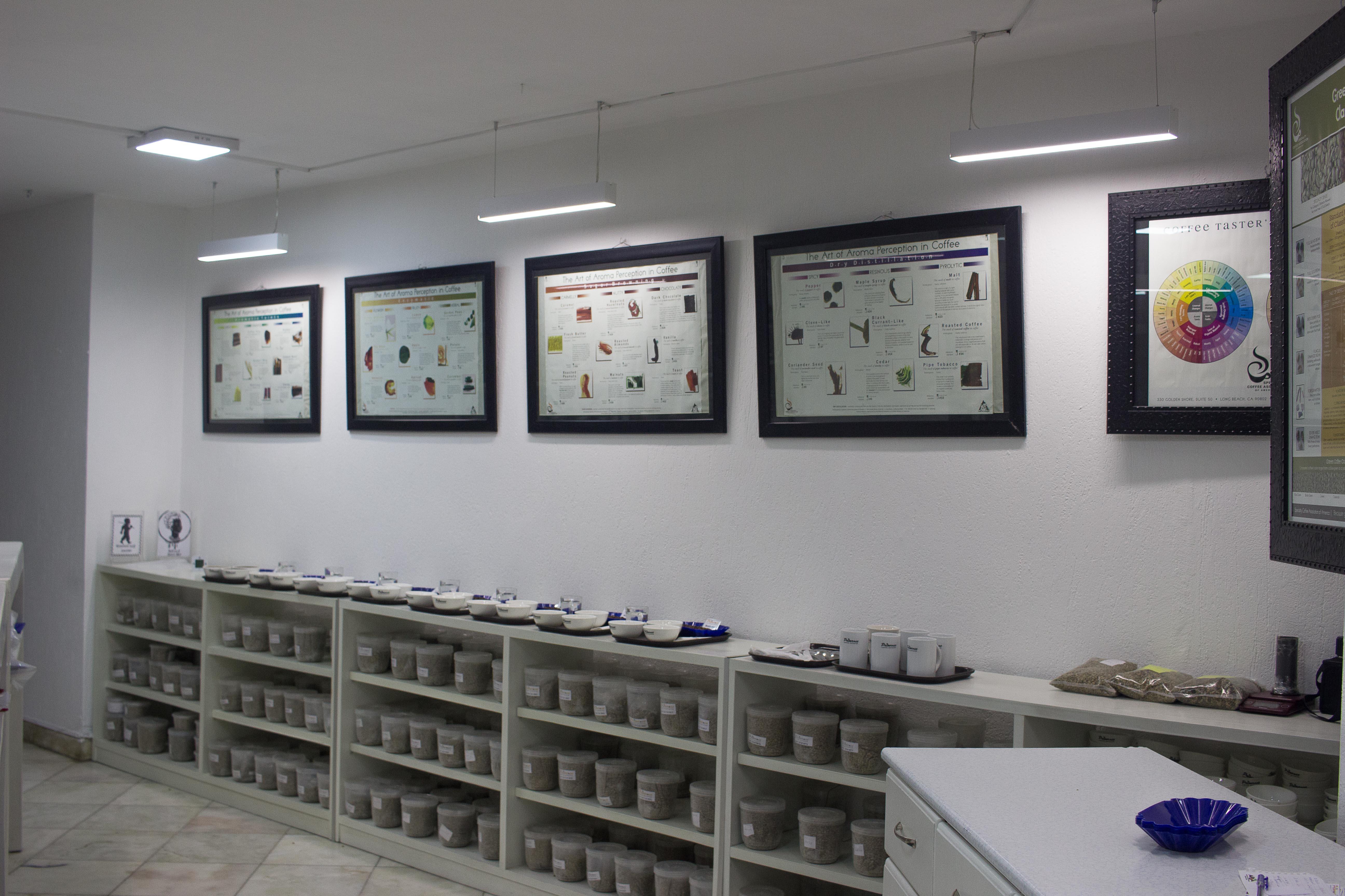 Primrose Coffee Laboratory